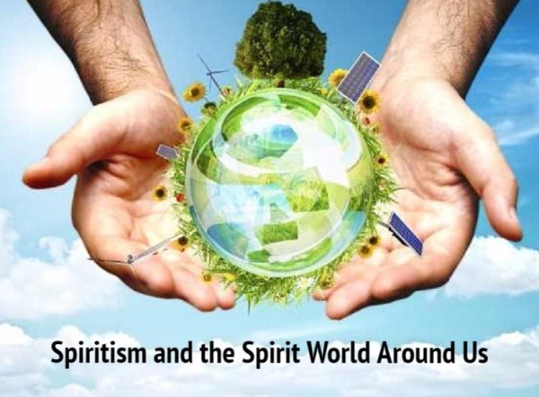 Spiritism and the Spirit World Around Us (LIVE Broadcasts with Brian Foster)